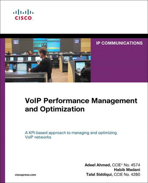 VoIP Performance Management and Optimization, Safari