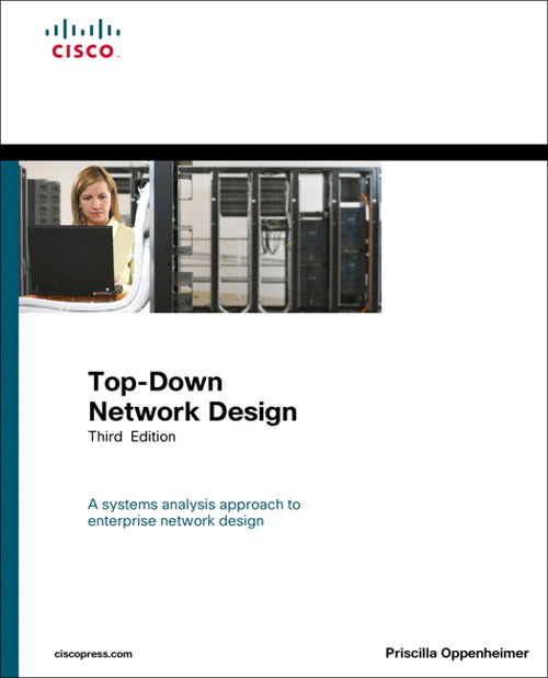 Top-Down Network Design, Safari, 3rd Edition