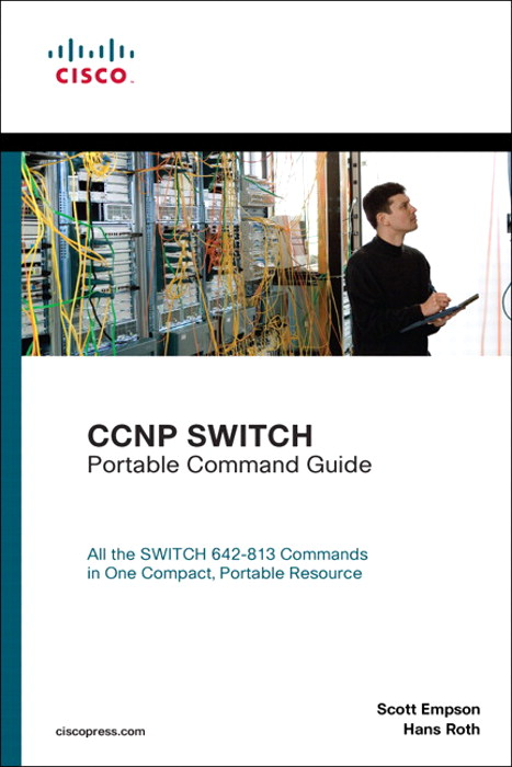 CCNP SWITCH Portable Command Guide, Safari